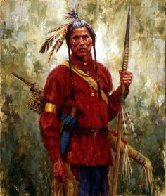 Weapons of the Warrior | Crow | James Ayers Studio
