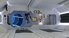 Moon interior final V3 by CubicalMember on deviantART
