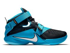 check out 7b01e c73f9 Lightweight Lockdown with Nike Zoom LeBron Soldiers 9 Basketball Shoes
