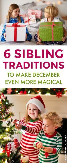 Sibling Christmas Traditions: Kids Will Delight in the Excitement of the Holiday. - Sibling Christmas Traditions: Kids Will Delight in the Excitement of the Holidays Together. Christmas Traditions Kids, Christmas Gifts For Kids, All Things Christmas, Holiday Fun, Christmas Holidays, Christmas Crafts, Christmas Countdown, Holiday Ideas, Awesome Christmas Gifts