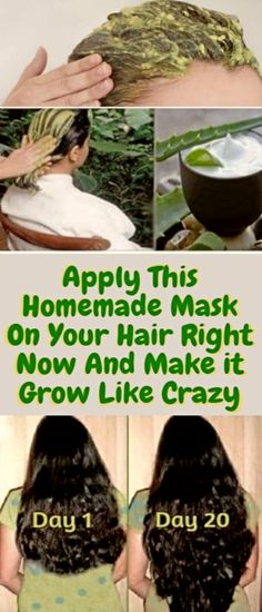 Apply This Homemade Mask On Your Hair Right Now And Make it Grow Like Crazy Long, luscious hair is a desire that keeps pricking you. For many years, people in the world have searched and tried different types of home remedies for hair growth. Beauty Tips For Face, Best Beauty Tips, Natural Beauty Tips, Health And Beauty Tips, Natural Hair Styles, Diy Beauty, Beauty Skin, Health Tips, Beauty Ideas