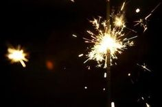 How to Photograph Sparklers and People at Night