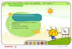 Videos - Ma maison, ma planete et moi pour le Jour de la Terre French Resources, Le Site, Science, Earth Day, School, Techno, Holiday, Preschool Classroom, Sustainable Development