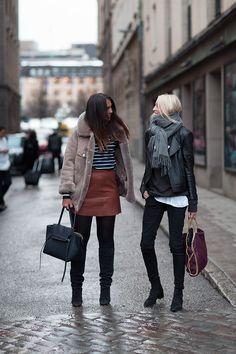Hanna and Ellen