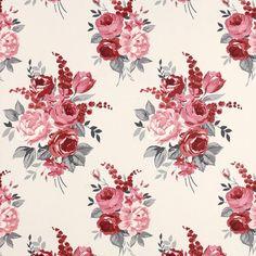 Laura Ashley Duvar Kağıdı - Wp Chıswıck Cranberry 69,90 TL