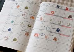 japanese planner - Google Search
