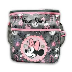 We are excited to share the latest addition to our Knextion Etsy Shop: Personalized Disney Minnie Mouse Pink and Grey Flower Print Diaper Bag! The perfect size for day trips! Baby Girl Diaper Bags, Baby Boy, Baby Girls, Minnie Mouse Pink, Grey Flowers, Girl Closet, Baby Prints, Baby Gear, Flower Prints