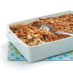 Healthy Recipe: Creamy Chicken Casserole