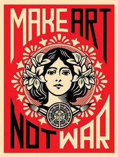 make art by patricia arlene