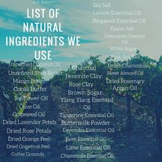 Check out our growing list of ingredients that Irie Body™ uses in our natural skin care products! Plant based ingredients are the way to go . . . . . . . . #iriebody #iriebodyliving #listofingredients #naturalingredents #skincare #products #smallbusiness #alwaysgrowing #learn #sacramento