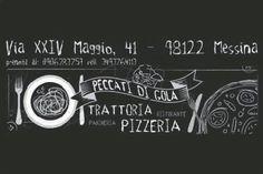 #Trattoria - #Pizzeria - #Messina https://www.trovaweb.net/trattoria-pizzeria-peccati-di-gola-messina