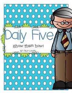 Daily Five Show Them How