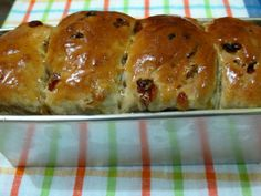 Just Try & Taste: Cinnamon Raisin Bread (Roti Kismis Kayu Manis)