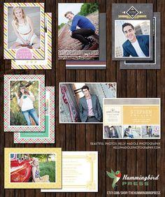 INSTANT Download  Six Psd Graduation by TheHummingbirdPress, $24.00