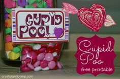 valentine crafts- hmm, would I be breaking my potty humor rule...:o)