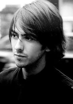 Dhani Harrison. ( Son of George Harrison of The Beatles) handsome guy.