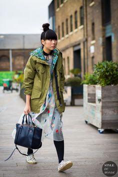 Susie Bubble Street Style (photo is taken by STYLEDUMONDE)