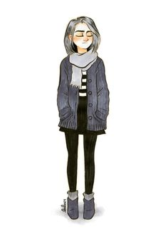 lulu's art blog