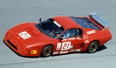 Steve Cohen, Don Walker and William Gelles drove this Gopher Motion Ferrari 512 BB/LM to a 16th place finish at Daytona in 1985.