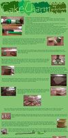 Polymer Clay Eclair Tutorial by ~Snowfern on deviantART