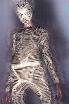 #fashion #clothing #women #elle #inspiration #future #space