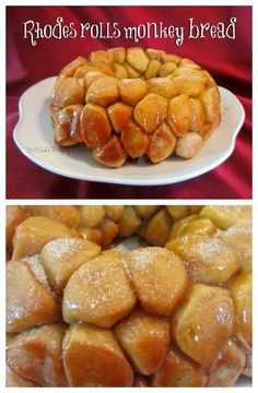 This monkey bread is