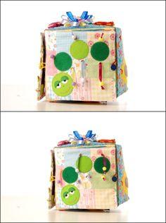 Кубик-развивашка - Сообщество «Игры с детьми» / Развитие