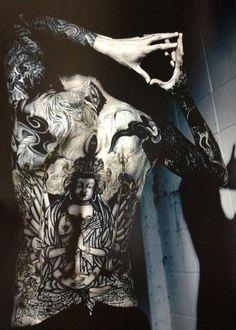 Kyo - Tattoos