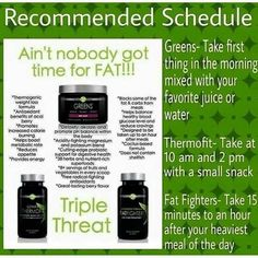 These 3⃣ products combined everyday will nourish your body  give you energy & cause your metabolism to burn! I'm hosting a 9⃣0⃣ day challengeBecome a product tester & you can get all these products for my wholesale cost. Please contact me Http://kerrycothran.itworks.com