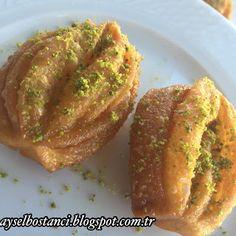 Aysel'in Mutfağı: YELPAZE TATLISI