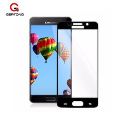 GerTong 9H Full Cover Screen Protector Tempered Glass For Samsung Galaxy A5 2017 A7 A3 J5 2016 Prime C7 C5 Note 5 4 3 Glass Film