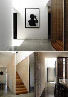Torquay House by Wolveridge Architects. Photography by Derek Swalwell.
