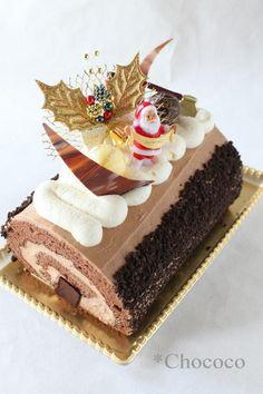 クリスマスケーキ / Christmas Cake