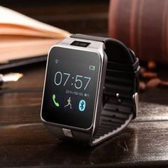 R5 1.54 inch MTK2501 Bluetooth 4.0 Smart Phone Watch for Andriod at Banggood