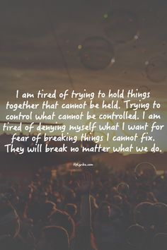 I know I shouldn't pin negative messages, but I'm really tired of trying to make…