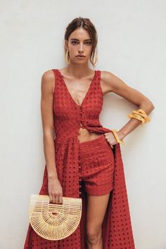 The 12 Biggest Spring/Summer 2020 Trends Spring Outfit Women, Summer Outfits, Diy Vetement, Merian, Look Boho, Mode Outfits, Mode Inspiration, Designer, Beachwear