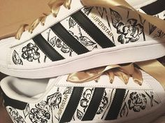 customize adidas trainers