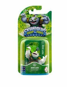 Skylanders Swap Force - Single Character Pack - Zoo Lou (Xbox 360/PS3/Nintendo Wii U/Wii/3DS) by Activision, http://www.amazon.co.uk/dp/B00E3T2TDU/ref=cm_sw_r_pi_dp_OAr2sb189PD3K