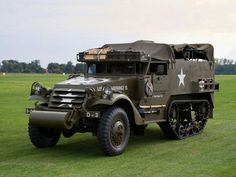1940 White M3 Halftrack.