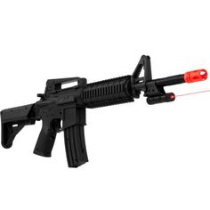 Whetstone M-16B Airsoft Rifle, Black by Whetstone. $33.90. This is an amazing value, the M-16B is an exciting replica of a rifle with realistic feel and look! Air soft guns are perfect for any gun enthusiast, entry-level to advanced. Spring-cocking guns are true to their name in that you cock the spring first, and then fire. These guns are designed to fire 6mm plastic BBs. No gas, batteries, or anything needed for these guns. This system is very cost-effective, and the guns ho...
