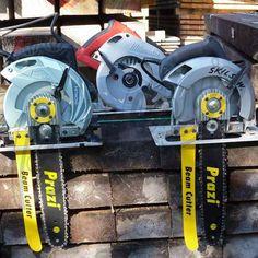 Prazi Pr-2700 Beam Cutter For Non-Worm Drive Circular Saws | Log & Beam Cutting | Log Home & Furniture | Only: $202.99 Item #: PR2700 www.baileysonline.com