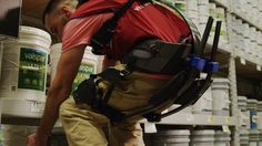 If you have ever worked in stock, you would know what a pain it is to move heavy cargo around. To help staff to work easier and safer, Lowe's Home Improvement has partnered with Virginia Tech to invent a prototype passive exosuitsthat will turn anyone into a lifting champion for heavy objects. To help Lowe's…