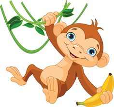 Cartoon Monkey, Baby Cartoon, Cartoon Pics, Cartoon Picture, Cartoon Clip, Free Monkey, Cute Baby Monkey, Cute Funny Cartoons, Free Vector Clipart