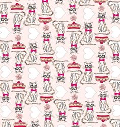 #patterns cat by Angeline Melin
