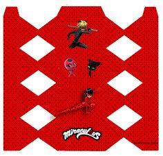 Miraculous Ladybug – Kit digital gratuito – Inspire sua Festa ®