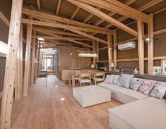 Beautiful wooden house in Osaka