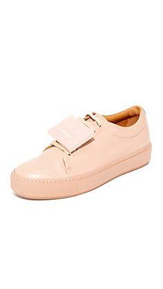 ACNE STUDIOS | Adriana Sneakers #Shoes #ACNE STUDIOS