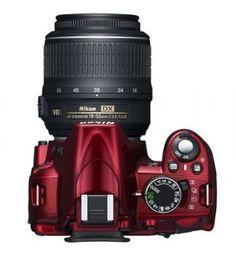NIKON D-SLR fotoaparat D3100 KIT DX 18-55 VR