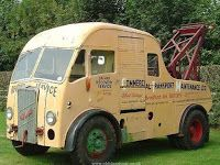great ERF towtruck