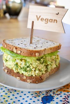Egg Salad Made Vegan